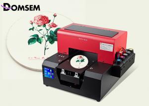 China Digital DTG Printing Machine Uv Glass Printing Machine Soft UV Curing Ink Type on sale