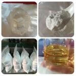 Pharmaceutical Anti Estrogen Steroids Y L - Triiodothyronine T3 CAS 55-06-1 White