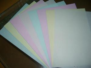 China carbonless copy paper on sale