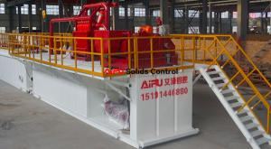China Well drilling fluids circulation system for at Aipu solids control on sale