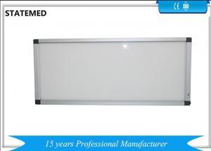 China Medical Treble LED X Ray Viewer Light Box , X Ray Illuminator Box 1068*425mm Screen Size on sale