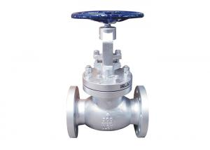 China 4 Inch Flange End Stainless Steel Globe Valve API 6D  BS1873 ASME B16.34 on sale