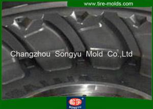 China High Precise Agricultural Rubber Tire Mold All Terrain Vehicle Tyre Moulding on sale