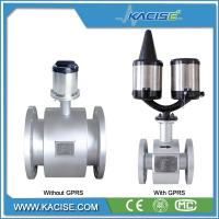 Stainless steel battery operated flow meter