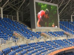 China Curve Shape LED Display Screen on sale