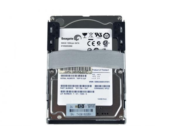 HP 614828-002 500GB 7.2K SATA 3Gb//s 2.5 INCH INTERNAL HDD SEAGATE ST9500620NS
