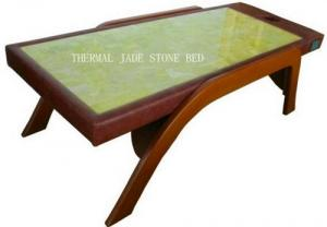 China THERMAL JADE STONE BED on sale