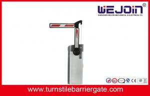 China Bus Station Rubber Vehicle Automation Barrier Gate With Cutting Edge on sale