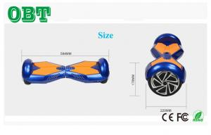 China Balancing Drifting Board Two Wheel Electric Scooter , 6.5 inch Mini Segway Scooter on sale