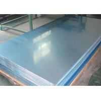 Width 1500 Max 3000 Series Plain Aluminum Sheet With Different Temper