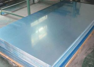 China Width 1500 Max 3000 Series Plain Aluminum Sheet With Different Temper on sale