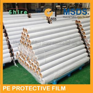 China 1220mm Surface Protection Film 1250mm Surface Protection Film on sale