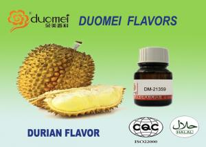China Vapor Smoke Flavors Shisha Durian Super Concentrated Flavors 1% - 5% Dosage on sale