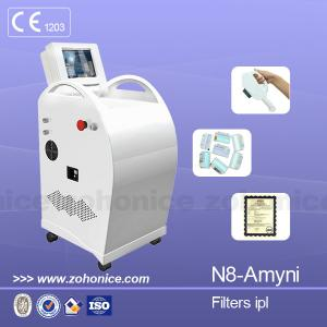 China 4 Filters IPL Beauty Machine For Salon Skin Rejuvenation And Hair Removal on sale
