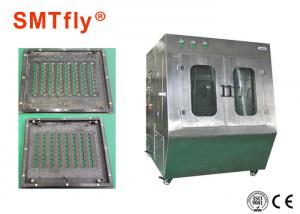 China 33KW Stencil Cleaning Machine And Washing Misprinted PCB Cleaners SMTfly-8150 on sale