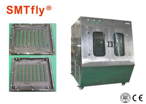 33KW Stencil Cleaning Machine And Washing Misprinted PCB