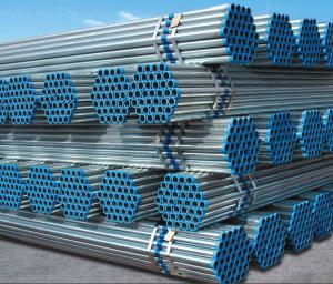 China BS1387 Galvanzied Steel Pipes on sale