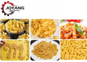 China Screw Extruder Commercial Pasta Machine Macaroni Production Line on sale
