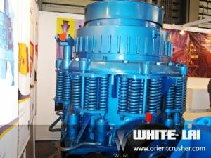 Marble 200TPH Quarry Symons Cone Crusher , 1296mm Cone