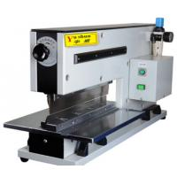 China 0.50~3.8mm Thickness 220VAC 110V PCBA FR4 PCB Cutting Machine / V Cut Cutter on sale