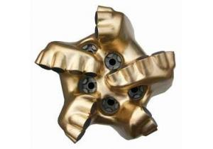 China High Penetration PDC Drill Bits , Diamond Bit Hole Saw With Wearable Blade on sale