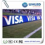 Football Stadium Perimeter Led Screen P8 For Sports , SMD3535 LED Display