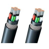 Marine cables Aluminum conductor xlpe insulated signal cable