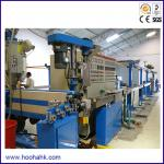 ISO 90 Mm  Power Cable Extruder Machine With Capacity 250kg/hr  380V 50Hz