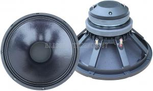 China 200w powered pa speakers , 15 pro audio coaxial speaker system on sale