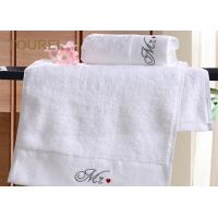 16S Yarn 5 Star Hotel Towels Collection White Towels  Hotel Living Towels