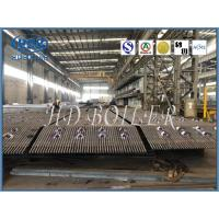 China Utility / Power Station Plant Water Wall Panels , Water Wall Tubes In Boiler on sale