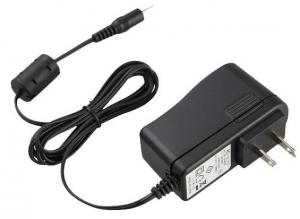 China 12v series AC DC power adapter for LED strips CCTV cameras with CE UL SAA FCC CB marked on sale