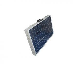 China Military High Power Solar Panels Corrosion - Resistant Aluminum Frame on sale