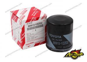 China Genuine Car Oil Filters 90915-YZZD2 For Toyota Camry Hiace Hilux Supra Soarer Tarago X10 on sale
