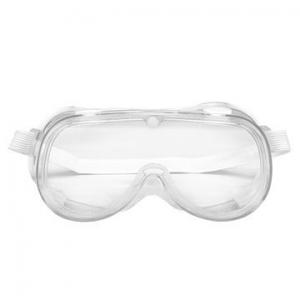 China Labor Protection Medical Safety Goggles Chemical Resistant Anti Saliva Fog on sale