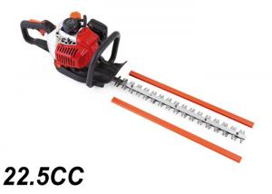 China Doule side balde Gas Hedge Trimmer HT260 Petrol Grass Trimmer tea pruning machine on sale