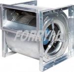 Las series de TRW escogen la fan centrífuga de la curva delantera de la entrada para el ventilaiton de la condición del aire