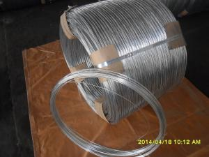 China 18# hot galvanized steel wire on sale