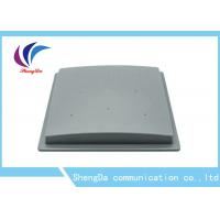 Intergrated UHF RFID Reader Antenna  ,12DBI RFID Antenna UHF Long Range 10 Meter