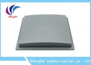 China Intergrated UHF RFID Reader Antenna  ,12DBI RFID Antenna UHF Long Range 10 Meter on sale