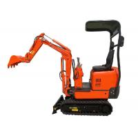 Yanmar Diesel Engine 800KG Medium Sized Excavator for Rent / Home Use