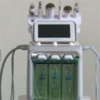 Meraif H2 O2 6 in 1 deep clear hydradermabrasion aqua facial oxygen jet peeling machine