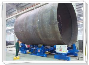 China Hydraulic Welding Turning Rolls Fit Up Rotator WIth High Speed on sale