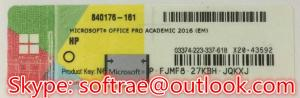 China office 2016 pro plus on sale