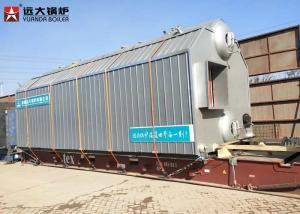 China 12 Bar 3 Tonne Industrial Biomass Steam Boiler For Poultry Houses , Long Using Life on sale