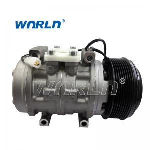 China Mitsubishi L200 10P15C 12V 8PK Automotive Air Conditioning Compressor on sale