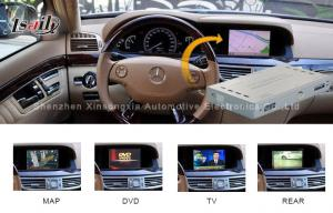 China Car Audio System Mercedes Benz  Navigation System with Touch Navi / Reversing Assist on sale