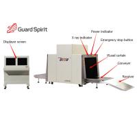 Airport Xray Baggage Scanner , X Ray Security Scanner With Large Load Across