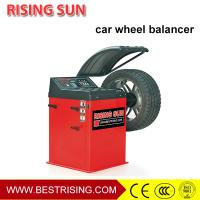 China Car used hydraulic wheel repair machine for wheel balancer on sale