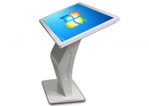 China Touch Screen Self Service Kiosk , Digital Touch Screen Kiosk 1920 * 1080 Resolution on sale